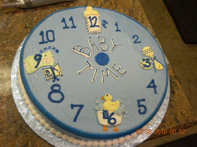 Baby Shower Cakes Susie G S Cakes