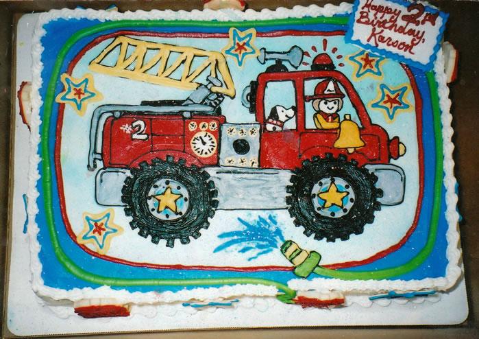 Children's Birthday Cakes @ Susie Gs Cakes